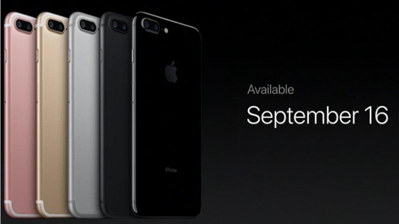 iPhone 7 Plus hiếm hàng khiến giá iPhone 7 đột ngột lao dốc