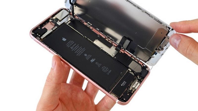 Sau tất cả, iPhone 7 vẫn dùng RAM của Samsung