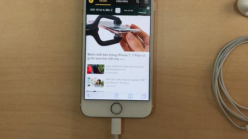 Tai nghe lightning iPhone 7 vẫn dùng được cho các đời iPhone khác