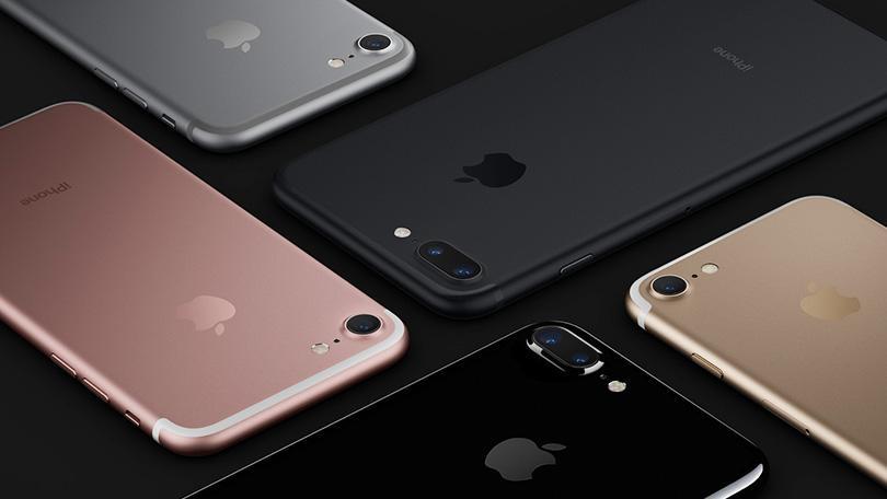 Doanh số iPhone 7, 7 Plus sụt giảm 25% so với cùng kỳ năm ngoái