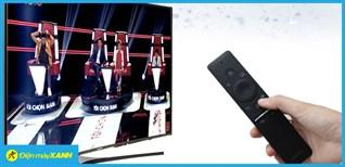 Cách sử dụng remote tivi Samsung KU6400, KU6500, KS7000, KS7500, KS9000