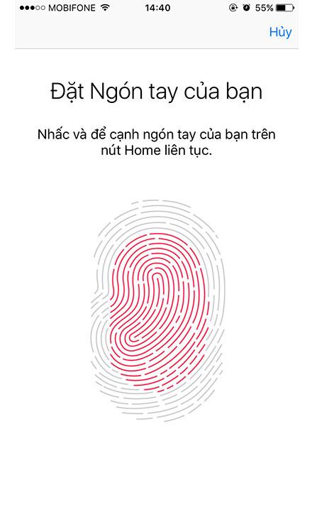 Touch ID trên iPhone là gì?