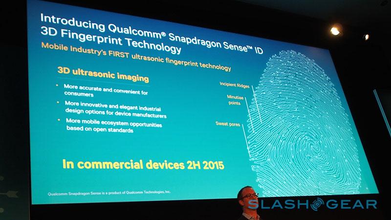 Cảm biến vân tay sóng siêu âm Sense ID là gì?