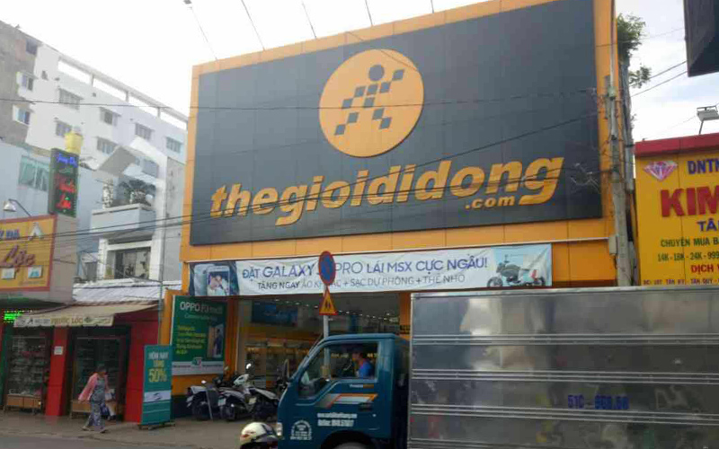 105 Tân Kỳ Tân Quý, P. Tân Sơn Nhì, Q. Tân Phú, TP. Hồ Chí Minh