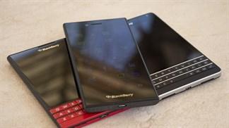 BlackBerry chính thức khai tử mảng sản xuất smartphone