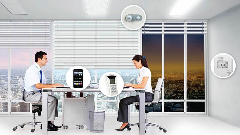 Smartroom là một dạng thu gọn của smarthome