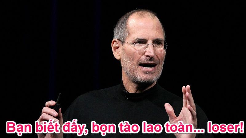 Steve Jobs cứu cả đế chế Nike chỉ bằng một câu nói có vẻ tào lao