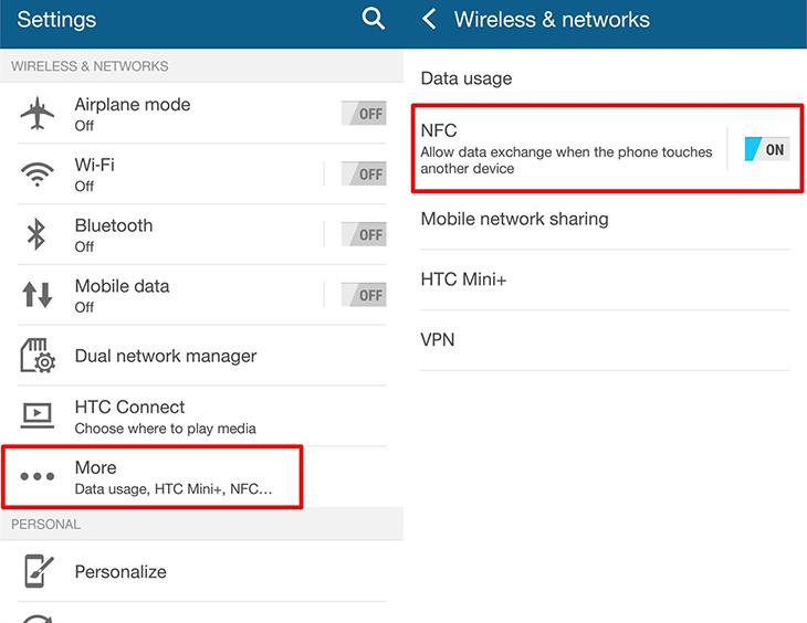 Điện thoại nào có NFC là gì cách sử dụng nfc