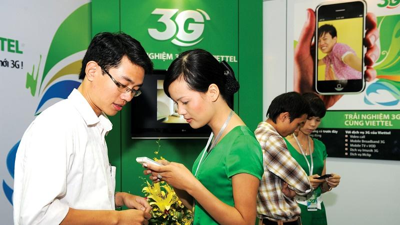 Chất lượng 3G của Việt Nam không thấp như thế giới đánh giá