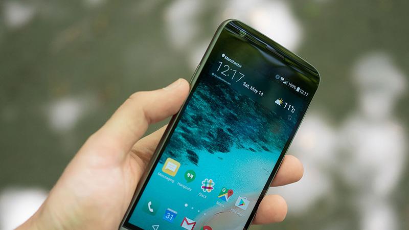 Bất ngờ lộ diện Siêu phẩm LG G6: Camera kép, màn hình 4K, RAM 6 GB