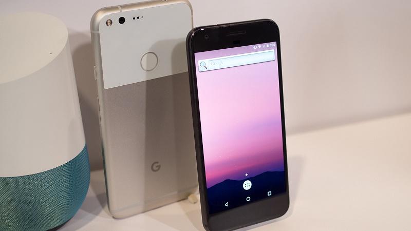 Google có thể bán được 4 triệu chiếc smartphone Pixel trong năm nay