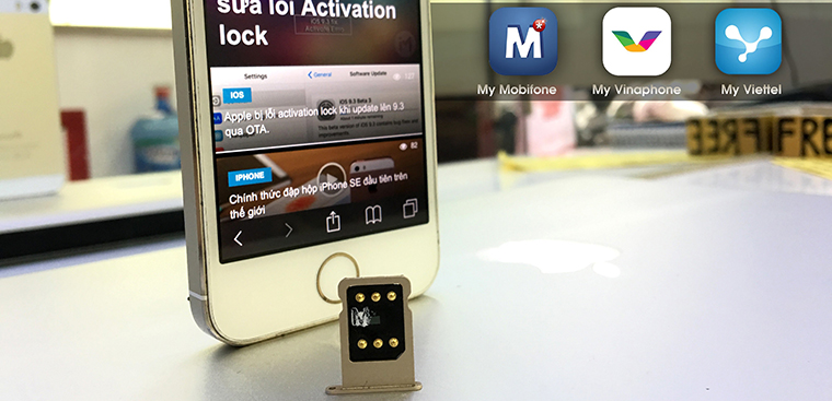 Cách kiểm tra iPhone lock hay quốc tế
