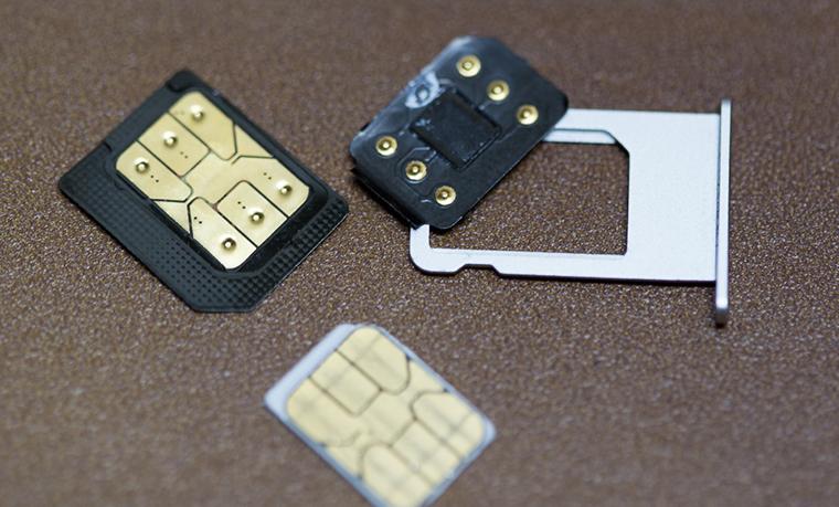 iPhone lock sẽ phải sử dụng sim ghép