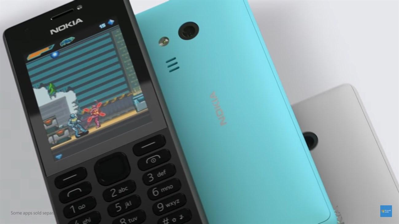 Nokia 216 chính thức được hỗ trợ flash rom