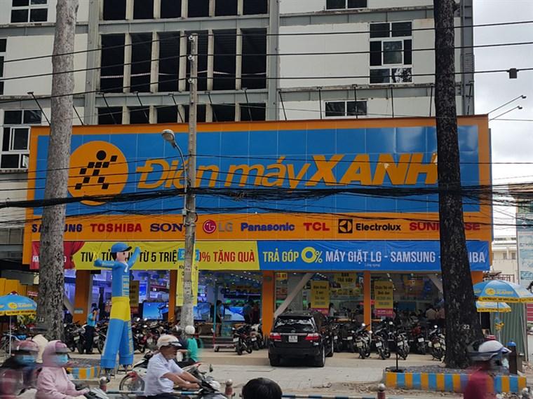 Siêu thị Điện máy XANH tại Quận 10 - TP.Hồ Chí Minh