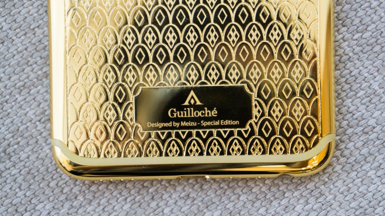 Trên tay Meizu Pro 6 Guilloché mạ vàng 24K duy nhất trên thế giới. - ảnh 10