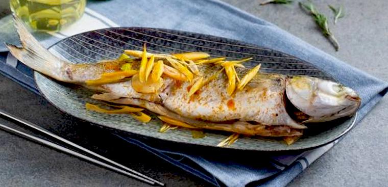 Nướng cá bằng lò nướng