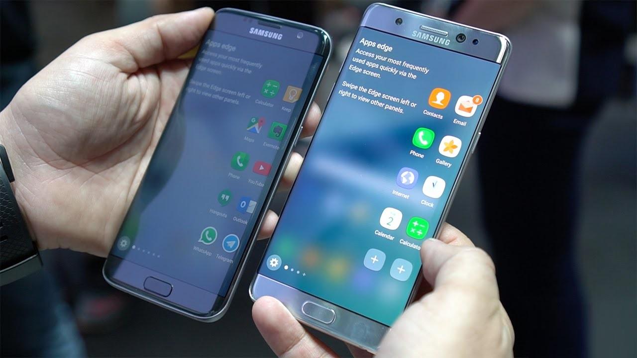 Galaxy S7 Edge là sự lựa chọn thay thế hoàn hảo cho Galaxy Note 7