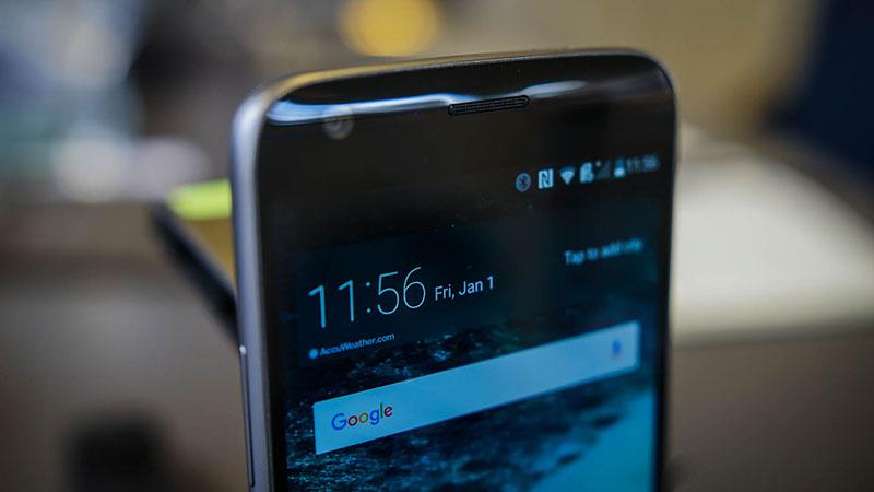 LG bất ngờ để rò rỉ Smartphone tầm trung mới