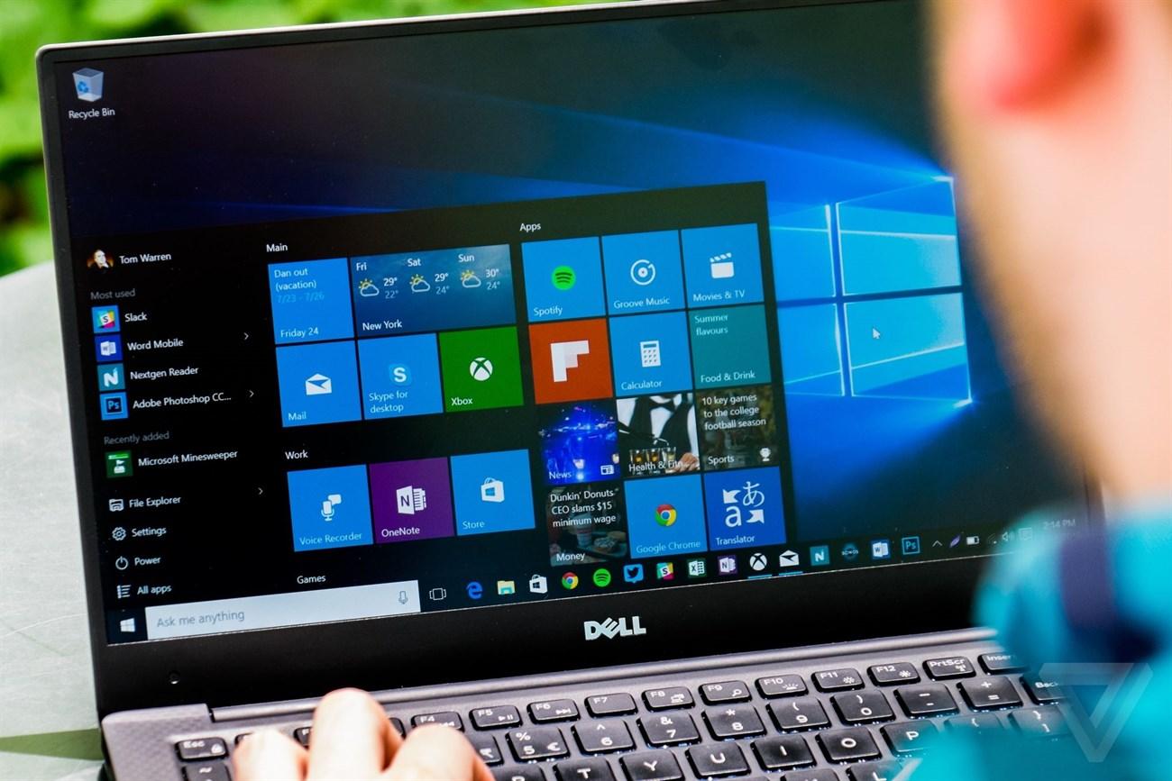 Mẹo tăng tốc khi sử dụng Windows 10