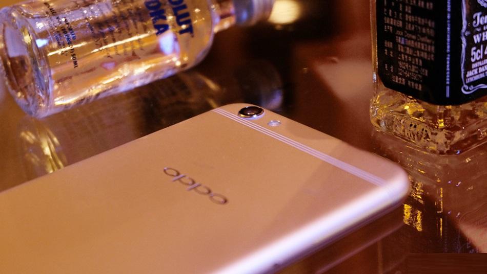 Cận cảnh OPPO R9s camera 16/16MP, dải ăng ten mới - ảnh 1