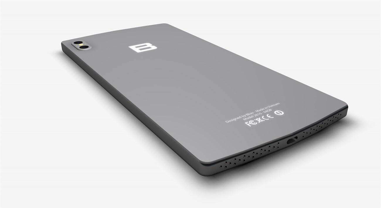 Chiêm ngưỡng concept Bphone 2 tuyệt đẹp với RAM 8GB
