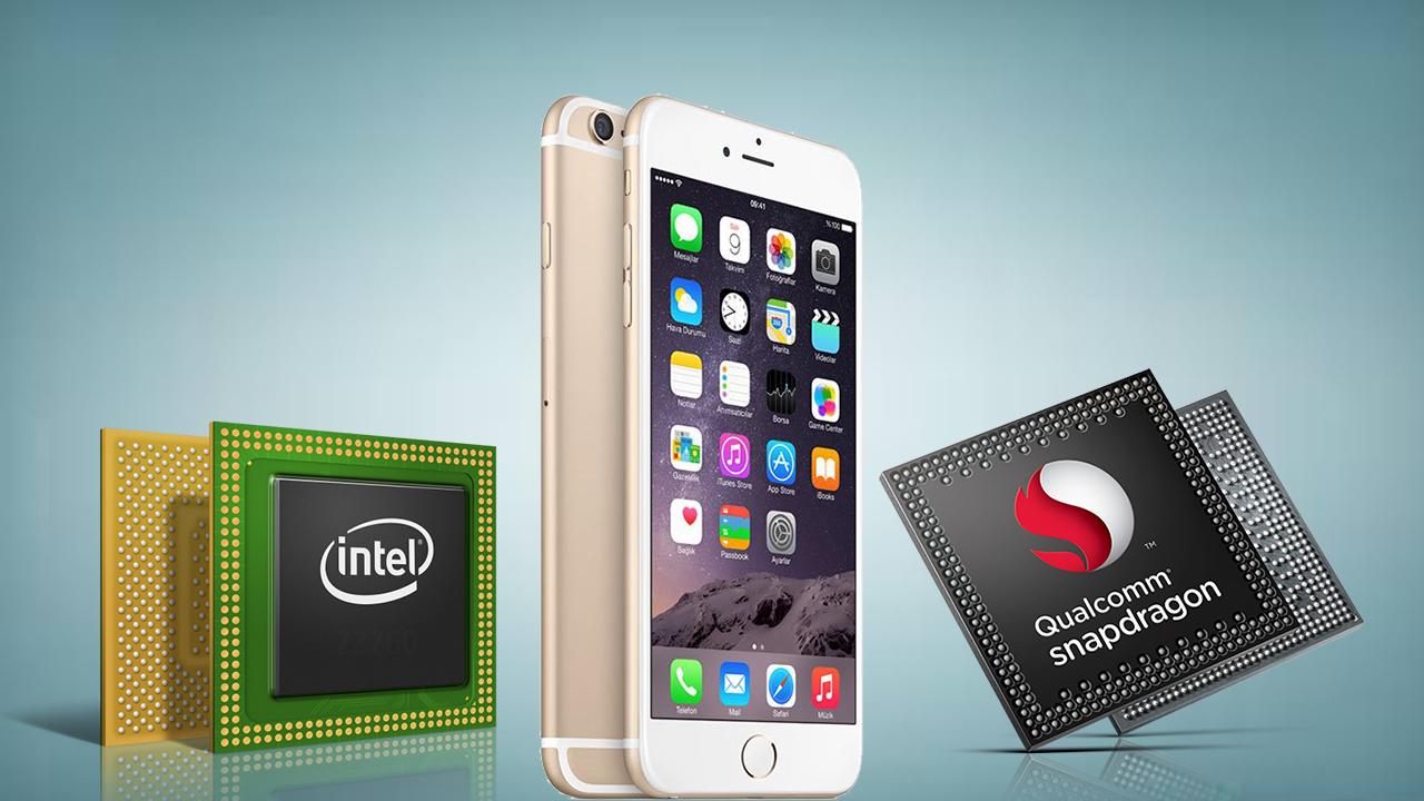 Cách phân biệt iPhone 7 dùng chip Qualcomm và chip Intel