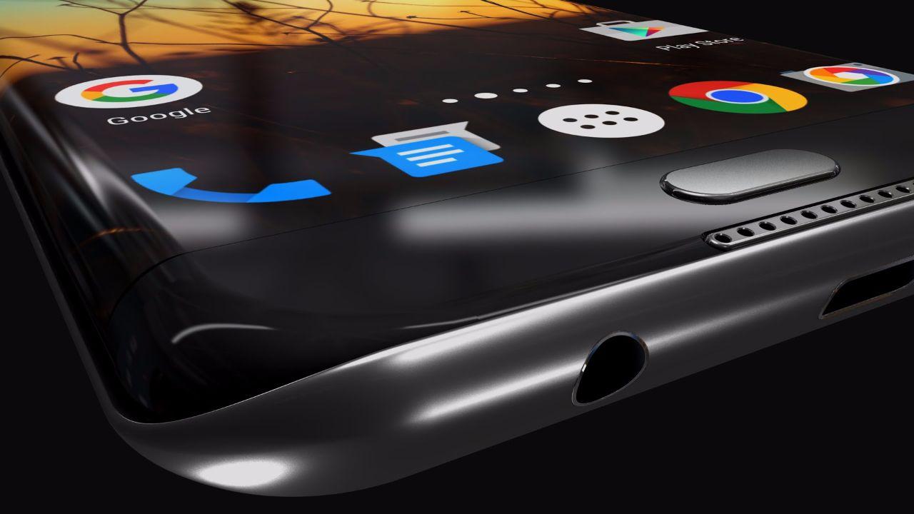 """Rò rỉ """"tất tần tật"""" cấu hình với RAM 8 GB, màn hình 4K của Galaxy S8 Edge"""