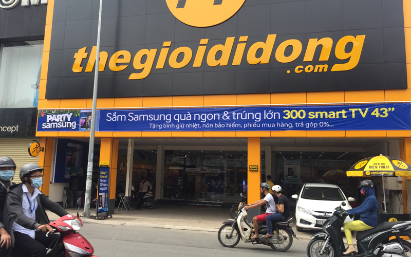 Số 2/1B Quang Trung, P. 11, Q. Gò Vấp, TP. HCM