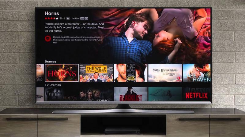 Ứng dụng Netflix trên Smart Tivi