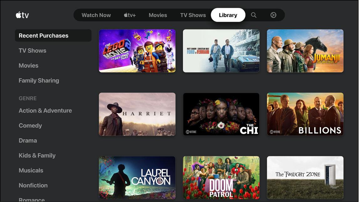 Ứng dụng Apple TV