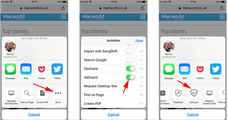 Cách chặn quảng cáo ứng dụng iOS 14 5
