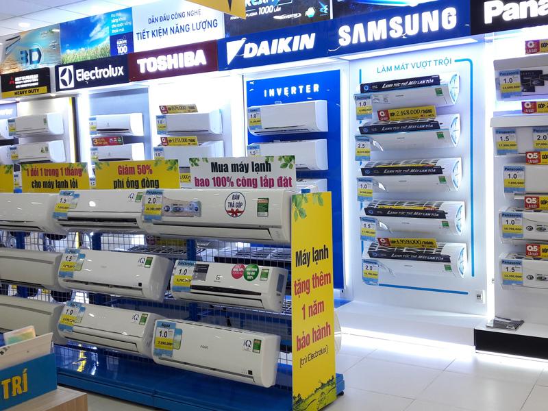 Siêu thị Điện máy XANH Nguyễn Thị Thập, Quận 7, Hồ Chí Minh