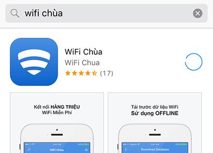 Tải về ứng dụng Wifi chùa