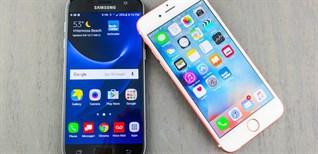 Nên mua iPhone hay Samsung?