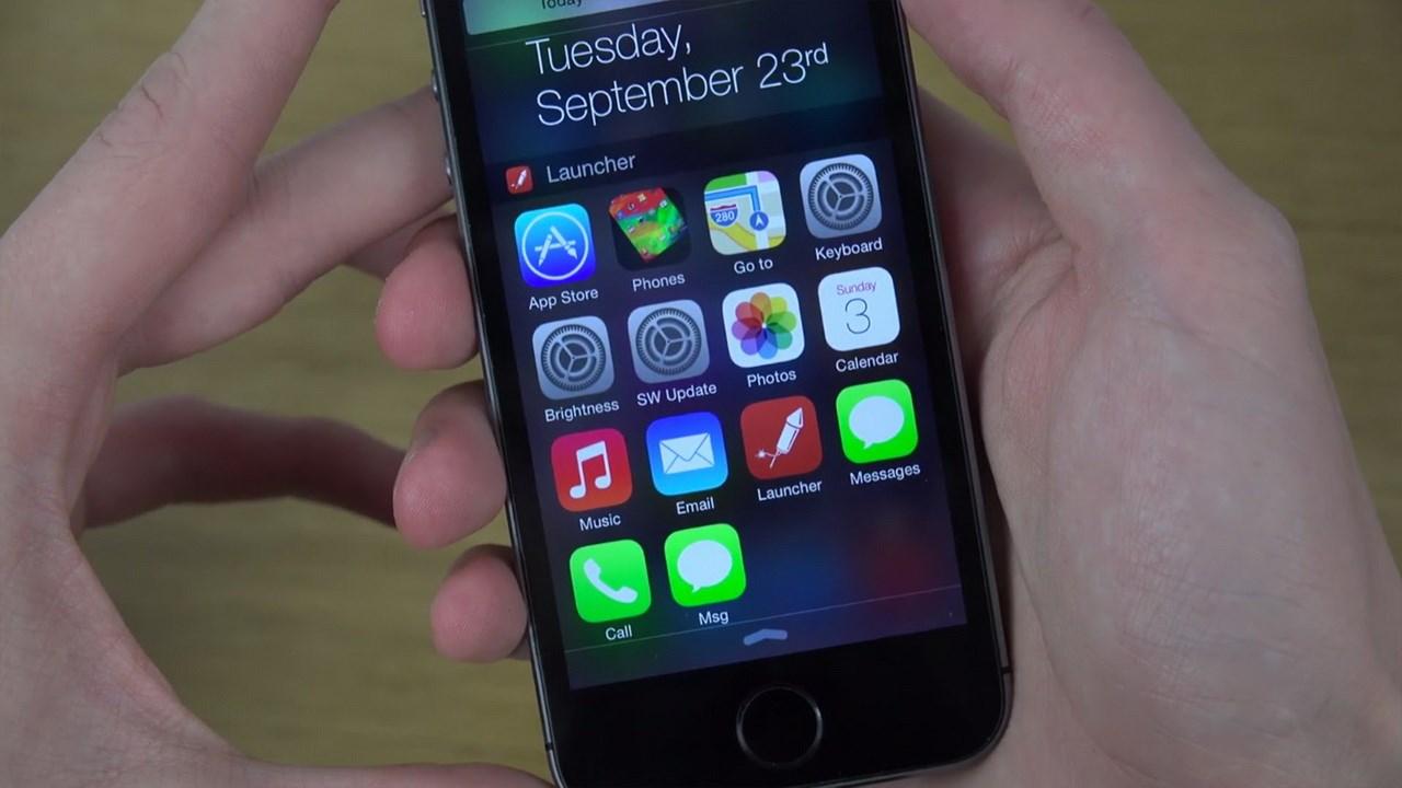 Chuyển ứng dụng và thao tác nhanh trên iPhone nhờ mẹo sau