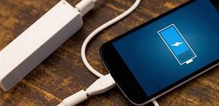 10 sai lầm ai cũng mắc phải khi sạc điện thoại, mẹo sạc pin điện thoại đúng cách