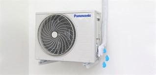 Cục nóng máy lạnh bị chảy nước? Tìm hiểu nguyên nhân và cách khắc phục