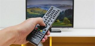 Sửa lỗi tivi không dò được kênh, tivi bị mất kênh