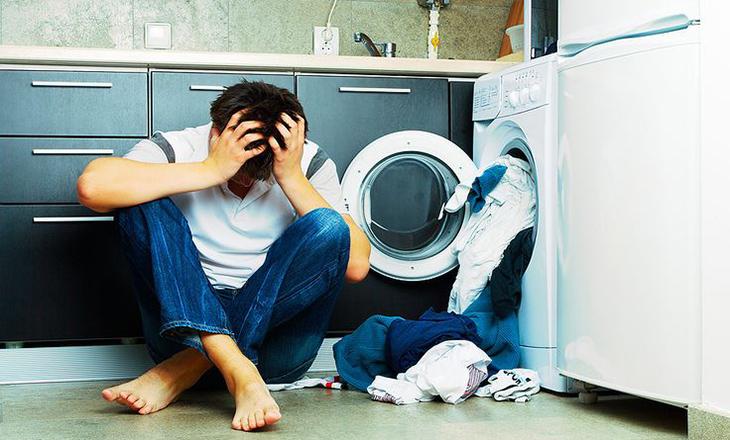 Máy giặt không xả nước? Nguyên nhân và cách khắc phục