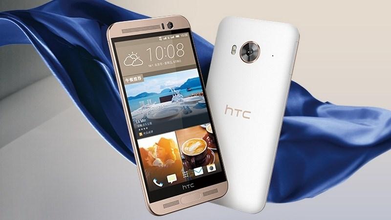 HTC One ME màn hình 2K, camera 20MP giảm giá cạnh tranh với F1s và J7 Prime