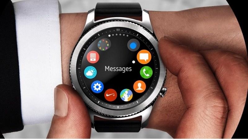 Samsung Gear S3 lên kệ tại thị trường Đức