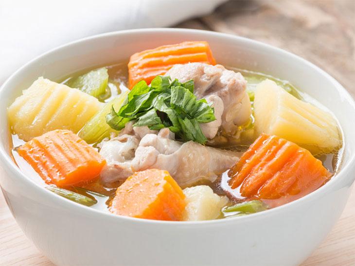 10 món ăn nấu bằng lò vi sóng
