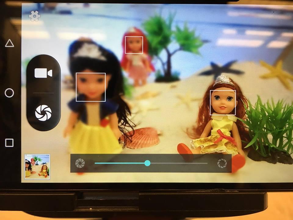 Mobiistar trình diễn công nghệ Dual Camera giúp xóa phông ảo diệu như iPhone 7 Plus