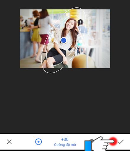 Cách chụp ảnh xoá phông trên điện thoại Samsung j7 Prime cực đẹp