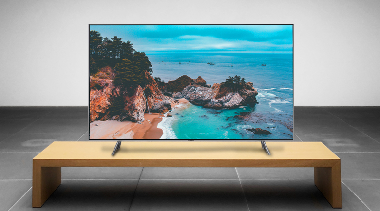 Thiết kế tivi Samsung mới mẻ, độc đáo
