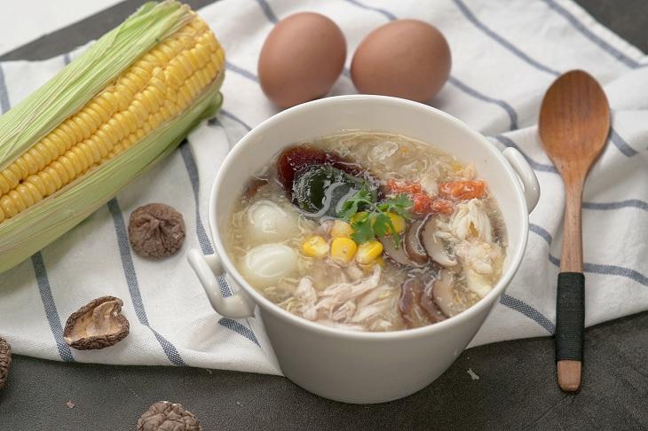 [Video] Chi tiết cách nấu súp cua chuẩn ngon như ngoài hàng, dễ làm