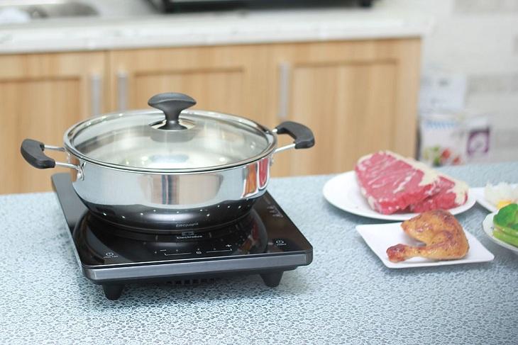 Bếp từ đơn loại nào tốt?
