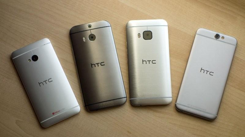 Smartphone HTC đồng loạt giảm giá sốc, chọn ngay một chiếc nào