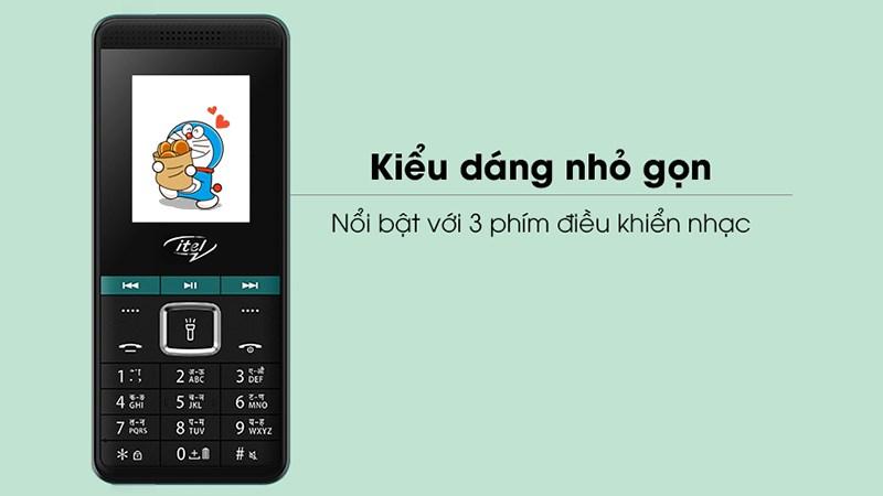Điện thoại cục gạch 2 SIM, có cả camera selfie 1.3 MP giá 250 ngàn sắp lên kệ